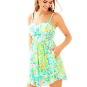 Lilly Pulitzer Sea Salt Sun Christine Dress